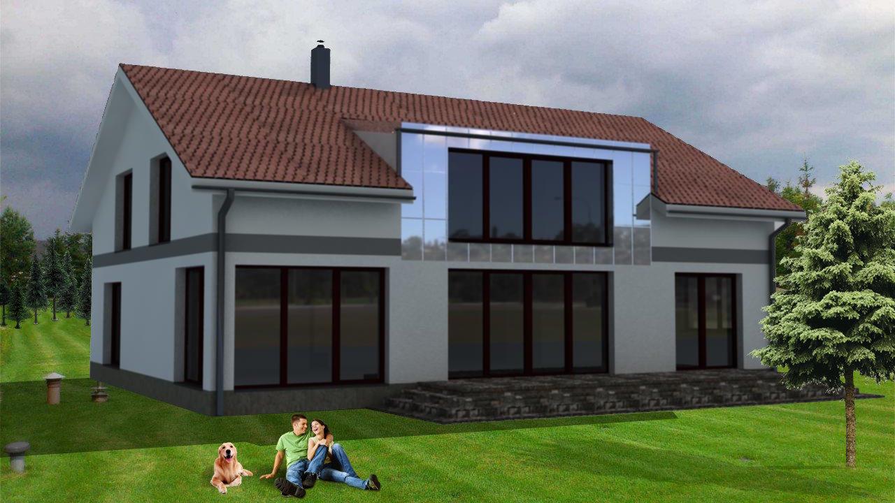 Projekt Domu - szkoły w domu